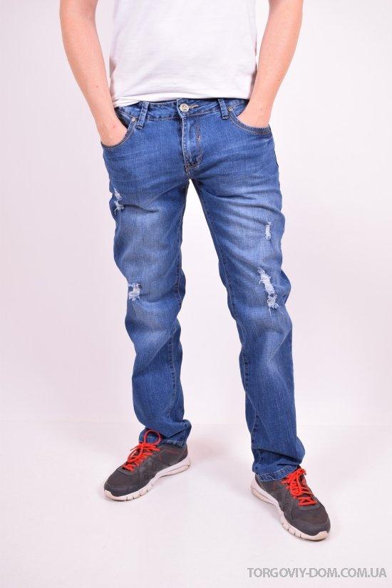 Джинсы мужские стрейчевые NewJeans Размеры в наличии : 31,33 арт.D8003